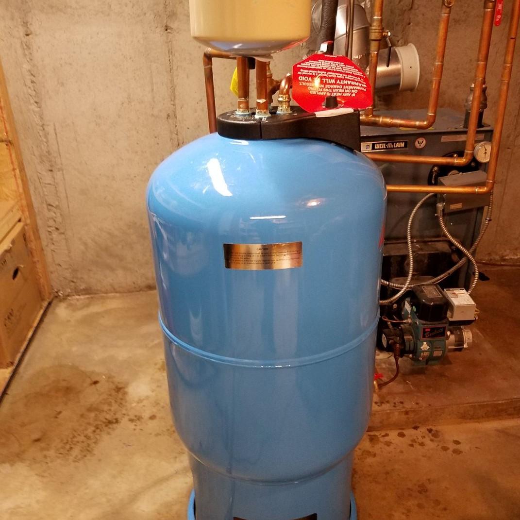 water heater installation - Heater Installation